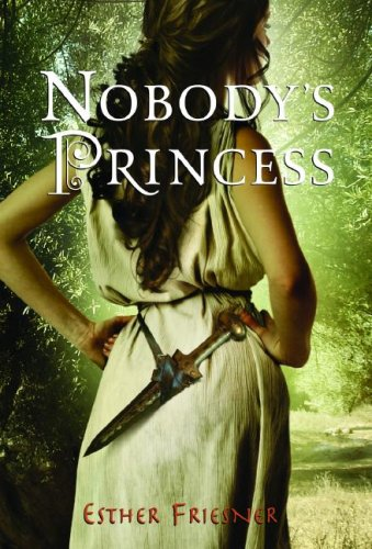 Nobody's Princess (Princesses of Myth) ebook