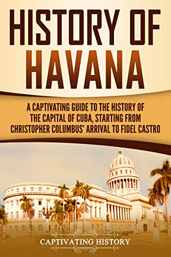 "#freebooks – Captivating History offers free ""History of Havana"" eBook. The eBook is available for free download until Saturday."