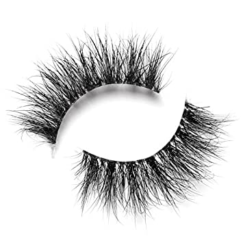 d9cb1198950 Lilly Lashes 3D Mink Lyla | False Eyelashes | Dramatic Look and Feel |  Invisible Band