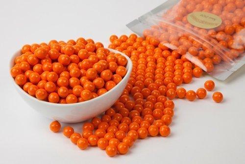 Orange Sixlets (1 Pound Bag)]()