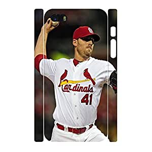 Sports Style Creative Athlete Player Photo Print Phone Shell for Iphone 5 5s Case