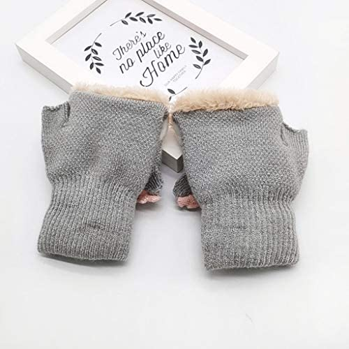 Skyingfly Boy and Girls Gloves Winter Warm and Full Gloves