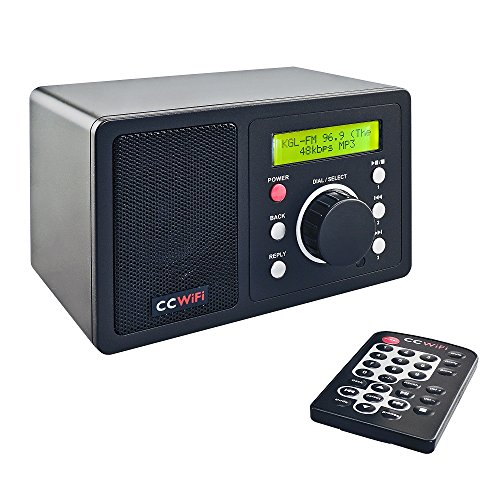 CC WiFi Internet Radio - with iHeartMedia Owned Radio Stations, Pandora & Radio.com-CBS
