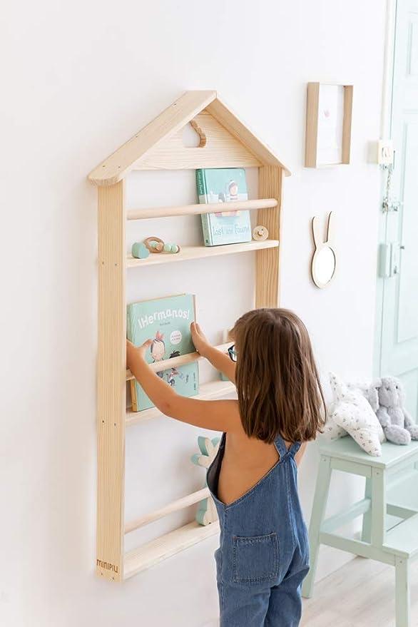MINIPIU Librería Infantil: Amazon.es: Hogar