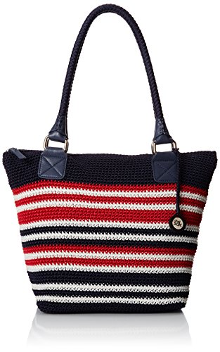 The Sak Cambria Large Tote Shoulder Bag, Anthem Stripe, One Size