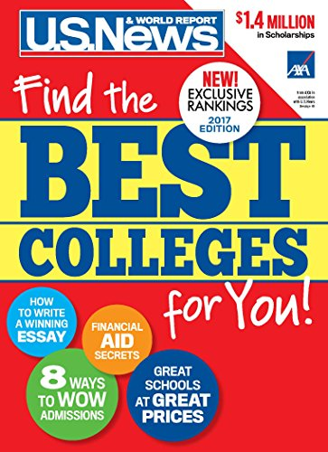 Best Colleges 2017  Find The Best Colleges For You