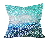 Deny Designs Garima Dhawan Dance 5 Outdoor Throw Pillow, 18'' x 18''