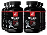 Sexual health for women - FEMALE LIBIDO BOOSTER PILLS - Female libido support - 6 Bottles 360 Capsules