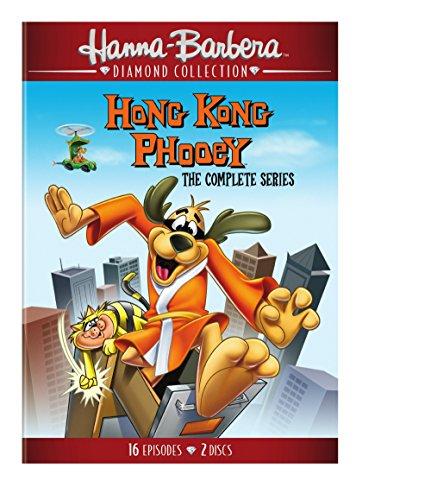 (Hong Kong Phooey: The Complete Series (Repackaged/DVD))