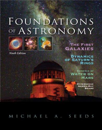 Foundations Astronomy