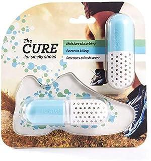 1 Paar Schuhkissen Everfresh | Geruchsneutralisierer für Schuhe, Schrank & Sporttasche | Geruchskiller & Geruchsentferner | Gegen Schimmel, Pilze,