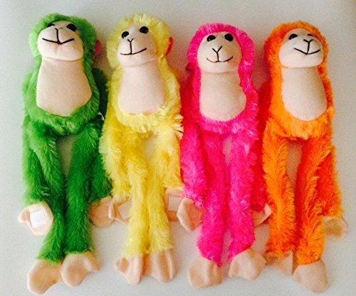 Fuzzy Little Monkeys - Set of 4 - 13