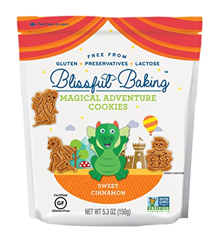 Blissful Baking Magical Adventures Sweet Cinnamon Cookies, 5.3 Ounce (Pack of - Sweet Cinnamon Cookies