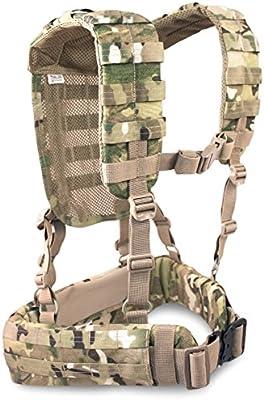 Bulldog Tactical - Arnés militar con amarres MK2 Molle, MTC ...