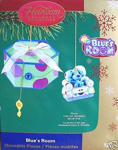 Blue's Room 2005 Carlton Cards Christmas ()