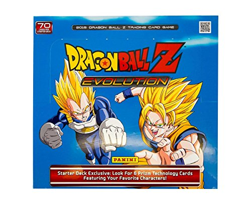 Dragon Ball Z Evolution Starter Deck Display Box SW