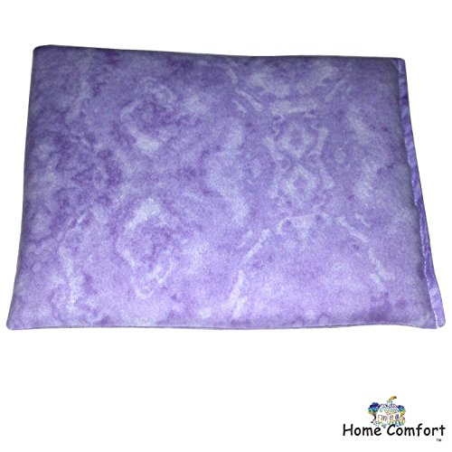 Microwaveable Heating Pad (Purple) (Corn Bag Heating Pad compare prices)