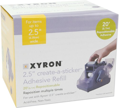 Xyron 250 Refill Cartridge-2.5