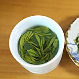 Aseus 雨前龙井2017新茶炒青绿茶一级西湖龙井茶浓香型高山茶叶杭州特产