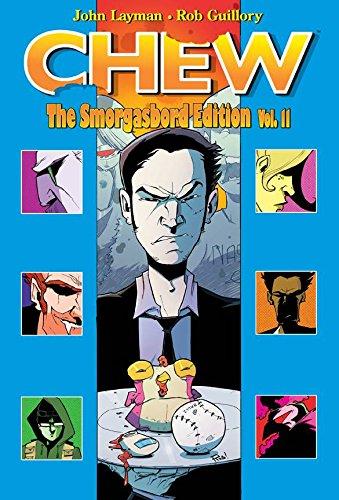 Chew Smorgasbord Edition Volume 2 by Image Comics