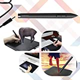 HUION Charging Cable Graphics Drawing Tablet