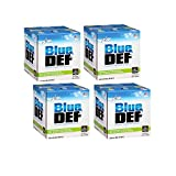 BlueDEF DEF002 Diesel Exhaust Fluid - 2.5 Gallon Jug (4)