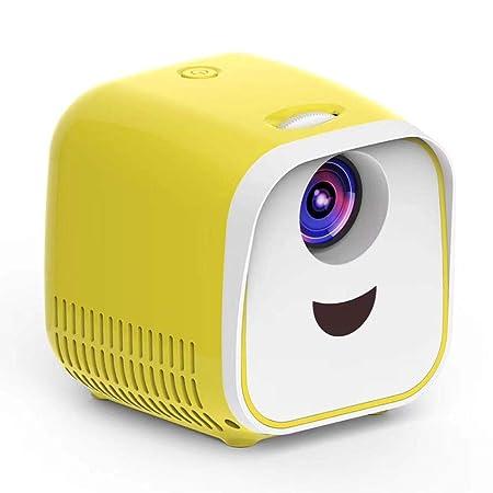 L1 Mini Proyector portátil 1080P Full HD LED Proyector de ...