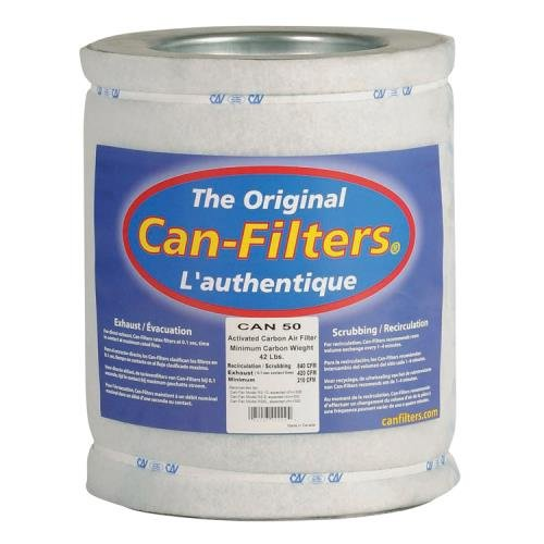 Can-Filter Can-Filter 50 w/Out Flange 420 CFM