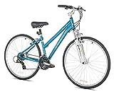 Giordano G7 Women's Hybrid Bike, 700c Kent International, Inc.
