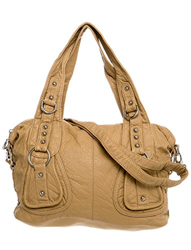 soft-vegan-leather-new-womens-ruffled-top-handle-handbag-shoulder-bag-cross-body-cute-satchel-for-su