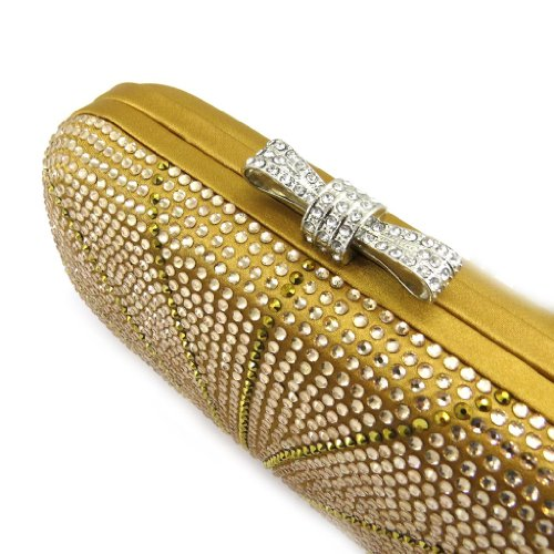 Bolso de bolsa 'Scarlett'de oro la 8xa8FwTrqZ