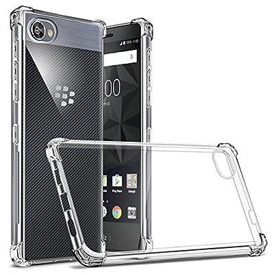 BlackBerry Motion Case, PUSHIMEI Soft TPU Anti-Fingerprint Full-Body Protective Phone Case Cover for BlackBerry Motion/BlackBerry Krypton by PUSHIMEI Inc