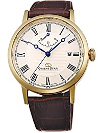 """ORIENT STAR """"Classic"""" Power Reserve Automatic Traditional Watch SEL09002W ( WZ0321EL)"""