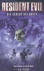 Resident Evil: Die Geburt des Bösen, Sammelband 1: Stunde Null / Die Umbrella Verschwörung / Caliban Cove - Die Todeszone
