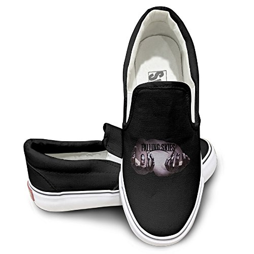 CYANY Falling Skies Science Fiction Post Apocalyptic Design Sport Shoes Baseball Black