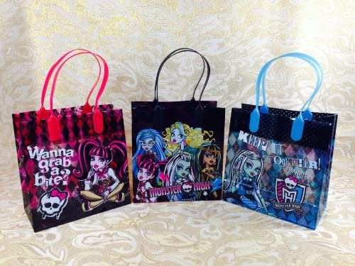 B00FNGJ502 24 PC MONSTER HIGH GOODIE BAGS PARTY FAVOR GIFT BAGS 51UmBaKSpuL