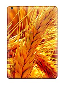 Alpha Analytical's Shop 3268215K48317547 New Tpu Hard Case Premium Ipad Air Skin Case Cover(wheat)