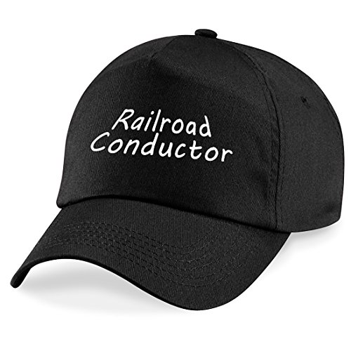 de de Worker regalo director gorra de Railroad de Railroad de béisbol de director gorro Uw810WZEqx