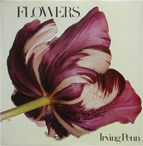 Flowers by Irving Penn (1-Mar-1988) Hardcover]()