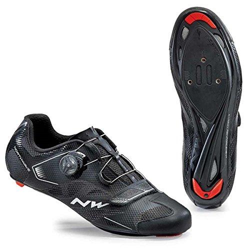 Cycling 45 Black 5 2 Northwave Sonic Road Plus qHg00t