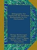 img - for Bibliographie Zur Geschichte Des Deutschen Kirchenliedes Im Xvi. Jahrhundert (German Edition) book / textbook / text book