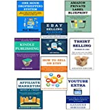 QUIT YOUR DAY JOB & START A BUSINESS  - 8 in1 BUNDLE: PRIVATE LABELING,DROPSHIPPING, EBAY, KINDLE PUBLISHING,...