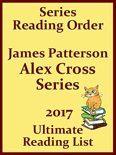 JAMES PATTERSONS CROSS READING CHECKLIST ebook product image