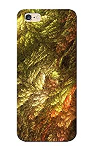 For Iphone Case, High Quality Abstract Fractals Colors Paernscg Digitalart For Iphone 6 Plus Cover Cases / Nice Case For Lovers
