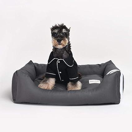 Camas para Perros Pequeño Medio Mascotas Grande Cama De Perros Y Gatos Sofá Cómodo Casa para