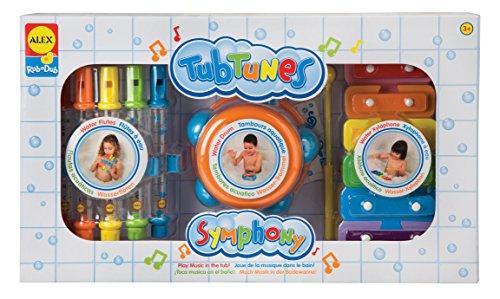 ALEX Toys Rub a Dub Tub Tunes Symphony