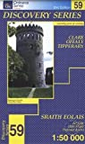 Front cover for the book Discovery Series 59: Clare, Offaly, Tipperary by Ordnance Survey Ireland