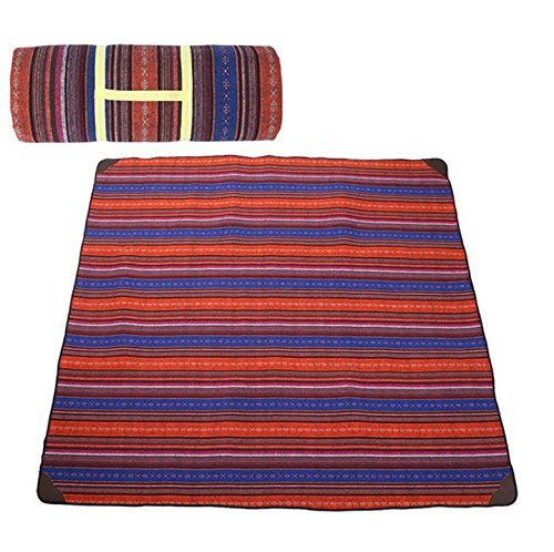 MHGAO Beach mat/picnic/outdoor folding/moisture