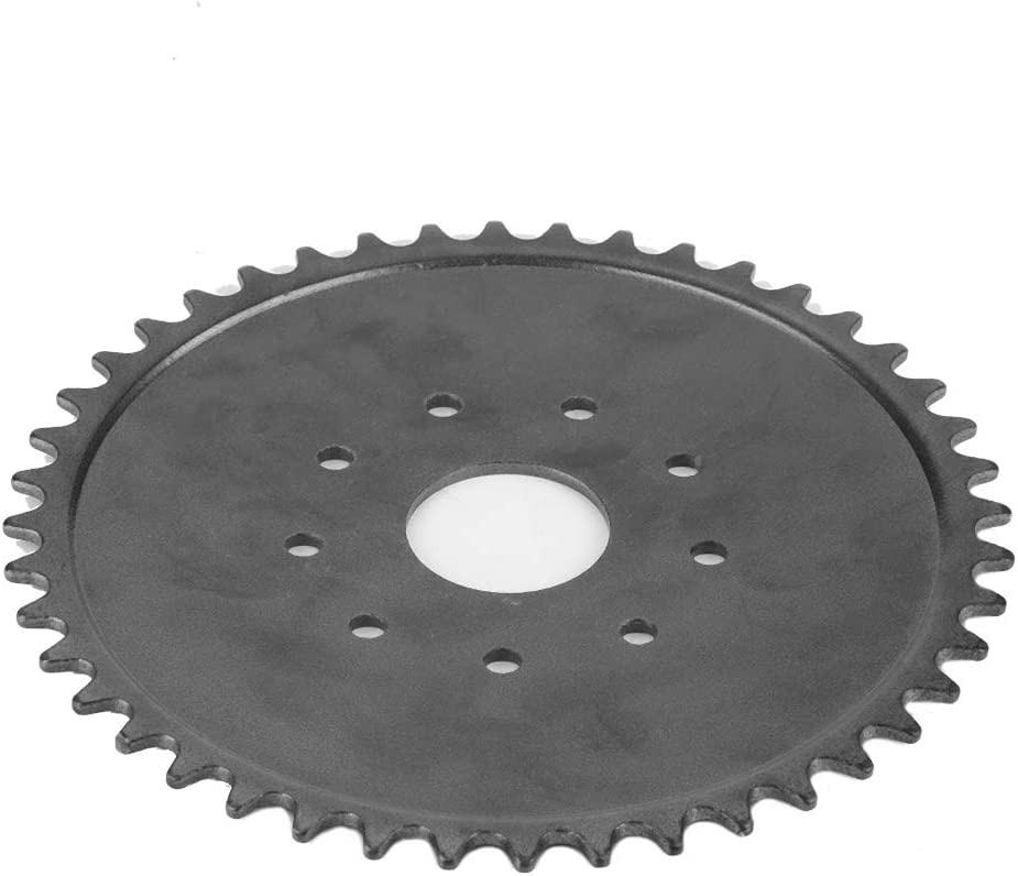 East buy Chain Sprocket 9 Hole 44 Tooth Chain Sprocket for 49cc 66cc 80cc Engine Motorized Bicycle