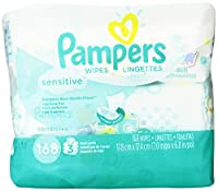 Pampers Sensitive Wipes from Pampers